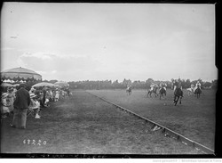 1921 - Deauville, Polo