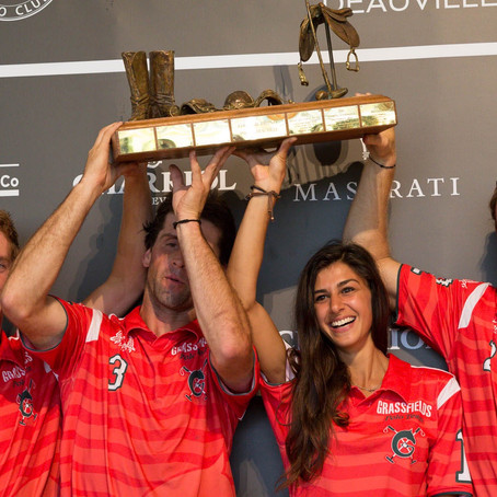 - Grassfield remporte la Coupe de Bronze 2016 -