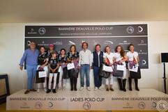 LADIES POLO CUP - BROKCAFE-FOLIE DOUCE -