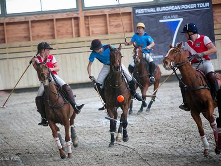 Seconde étape de l'Arena Polo Tour à Deauville