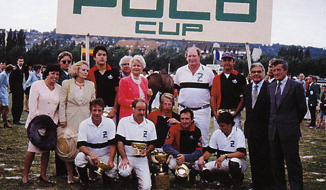 1995 - ELLERSTON WHITE