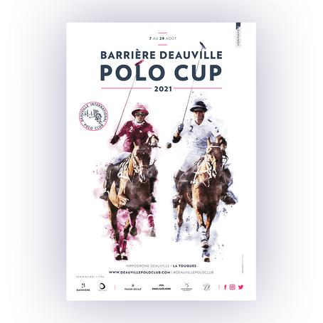 La Barrière Deauville Polo Cup 2021 : immanquable !