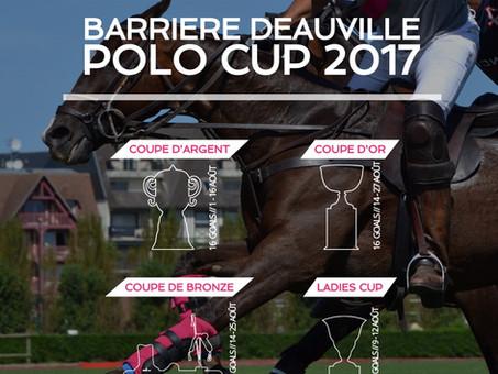 - BARRIÈRE DEAUVILLE POLO CUP 2017 -