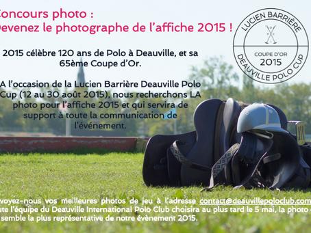 Concours photo : Devenez le photographe de l'affiche 2015 !!