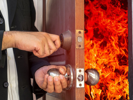 Why are FIRESTOP Services needed in OMAN?