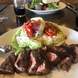 Steak and Wedge
