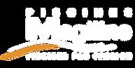 Logo piscines Magiline bleu
