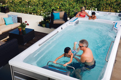 Endless Pools famille E2000