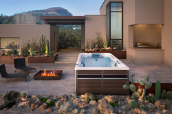 endless pool jardin