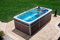 endless pool fitness