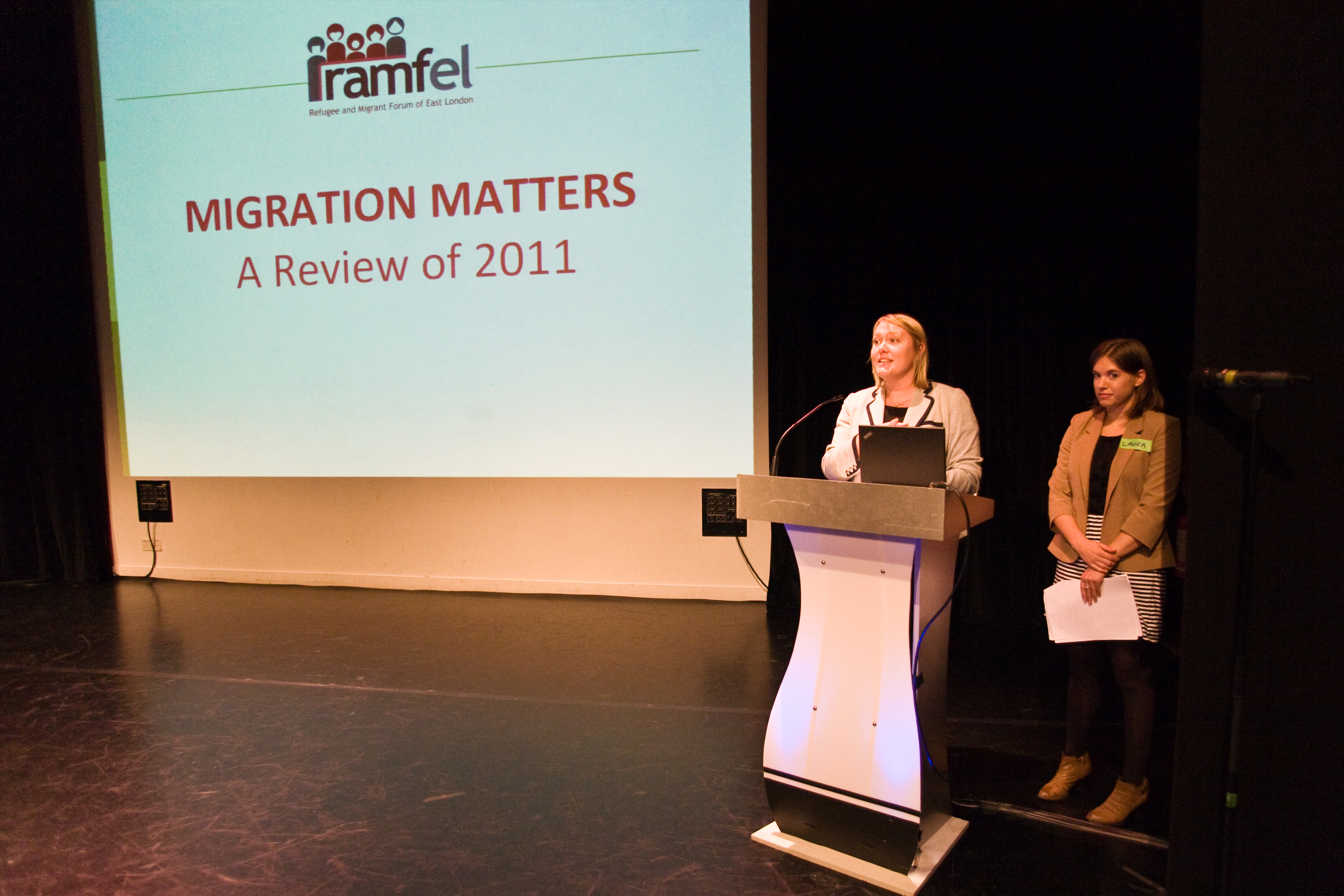 Migration Matters Conference