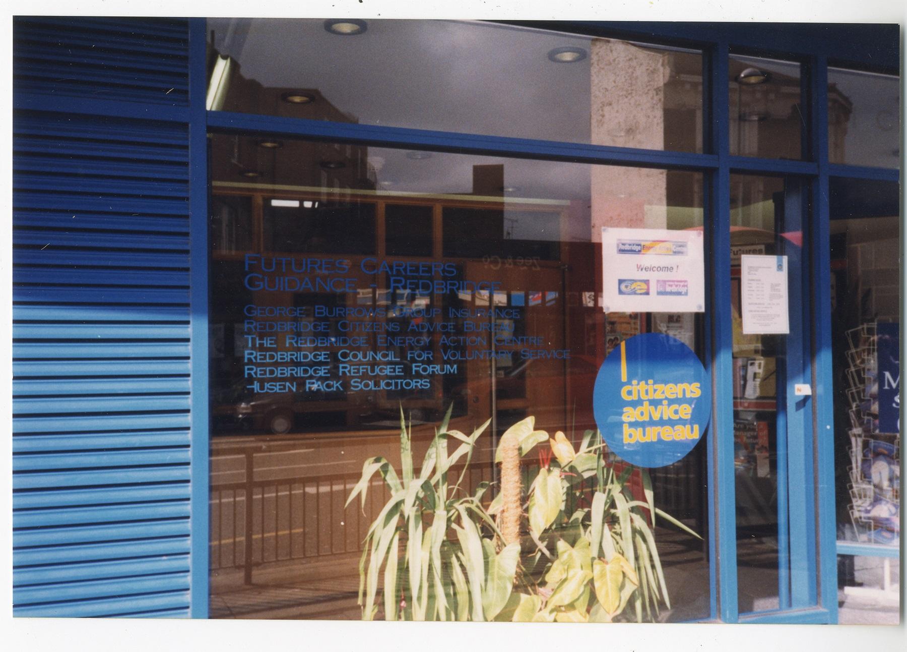 Redbridge Refugee Forum Office