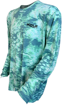 ScaleTech Long Sleeve Crew Deep Runner