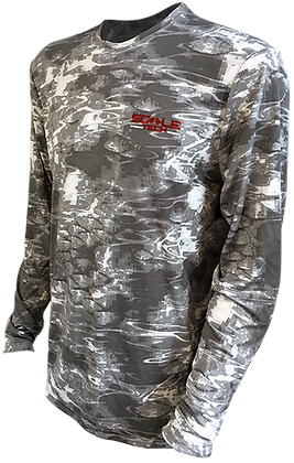 ScaleTech Long Sleeve Crew TripleTail