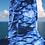 Thumbnail: ScaleTech Long Sleeve Hoodie Bluefin
