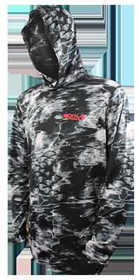 ScaleTech Long Sleeve Hoodie Blacktip