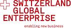 Logo Switzerland Global Enterprise