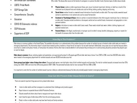 SCIP July Newsletter