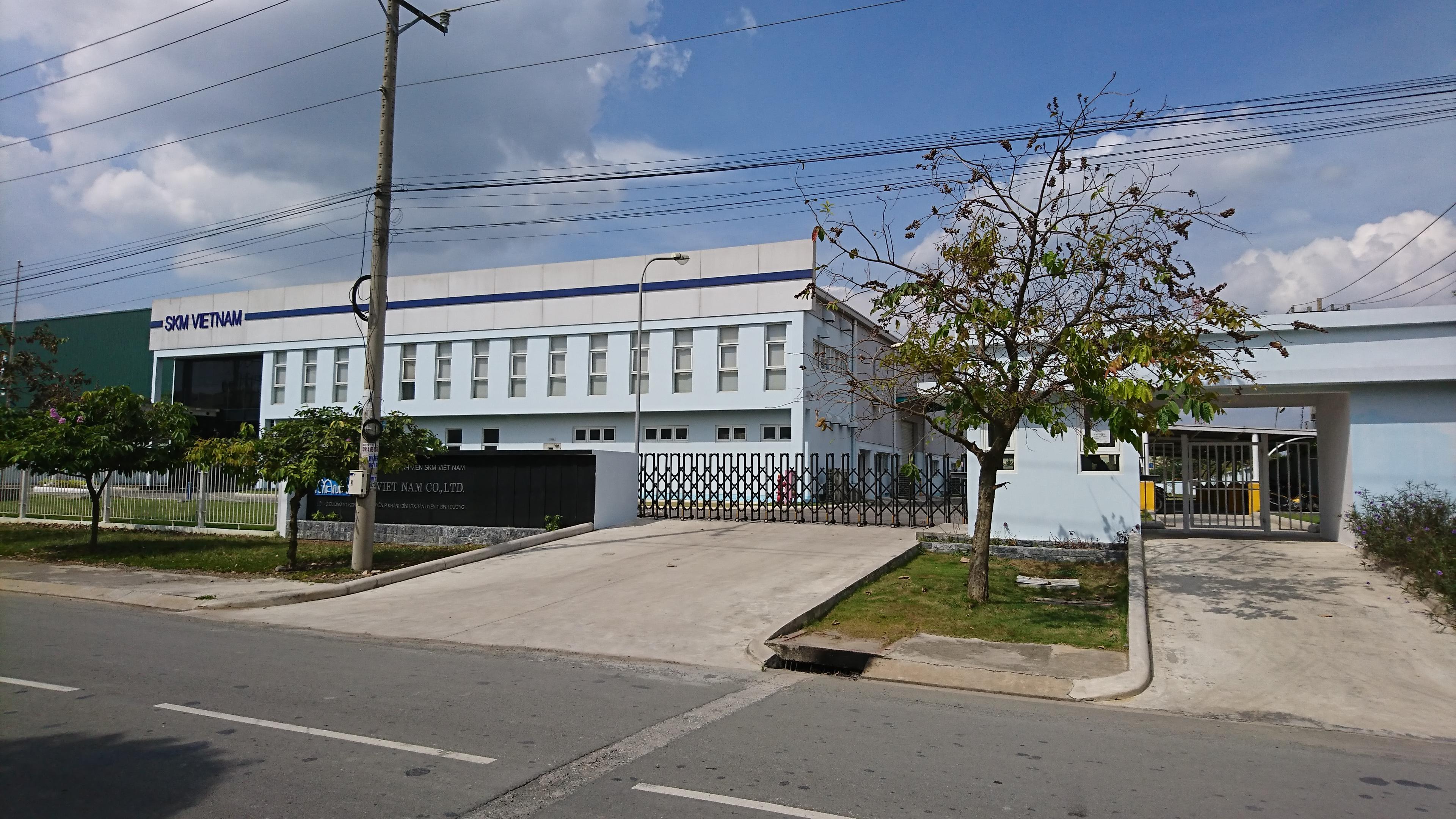SKM Vietnam Factory