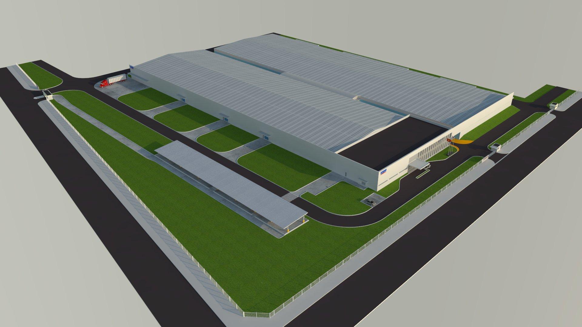 KMW Vietnam Factory
