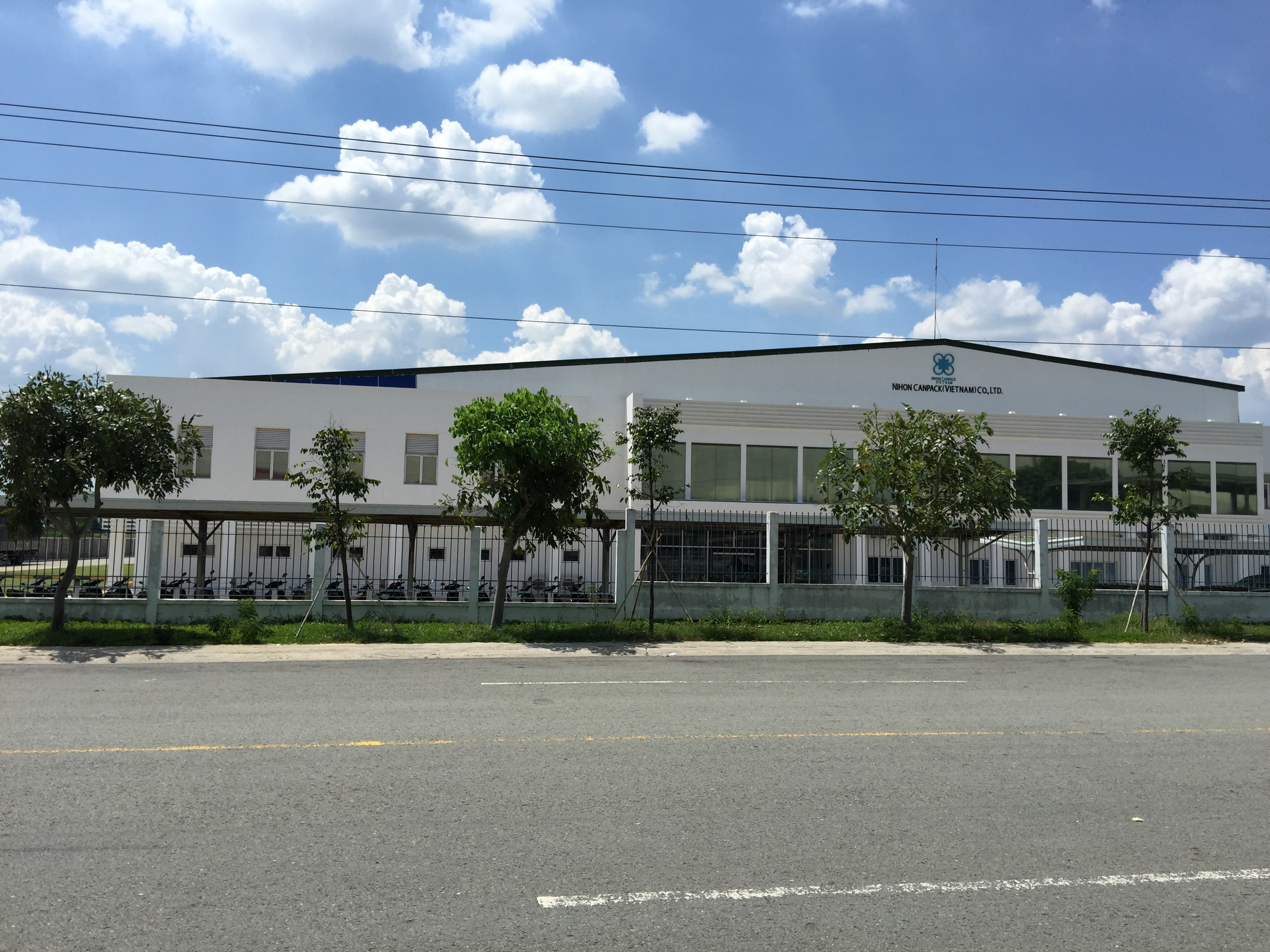 Nihon Canpack Vietnam Factory