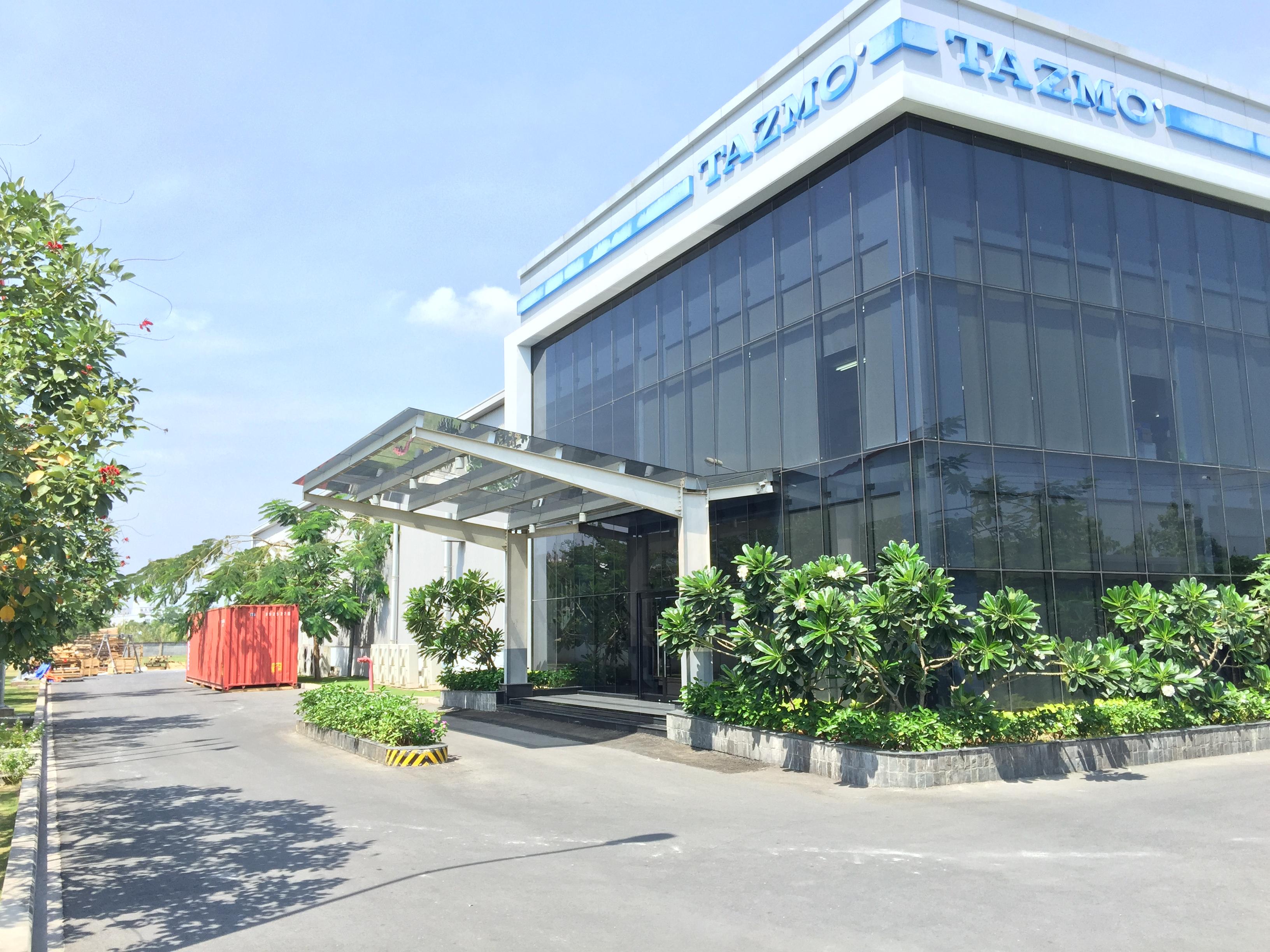 Tazmo Vietnam Factory