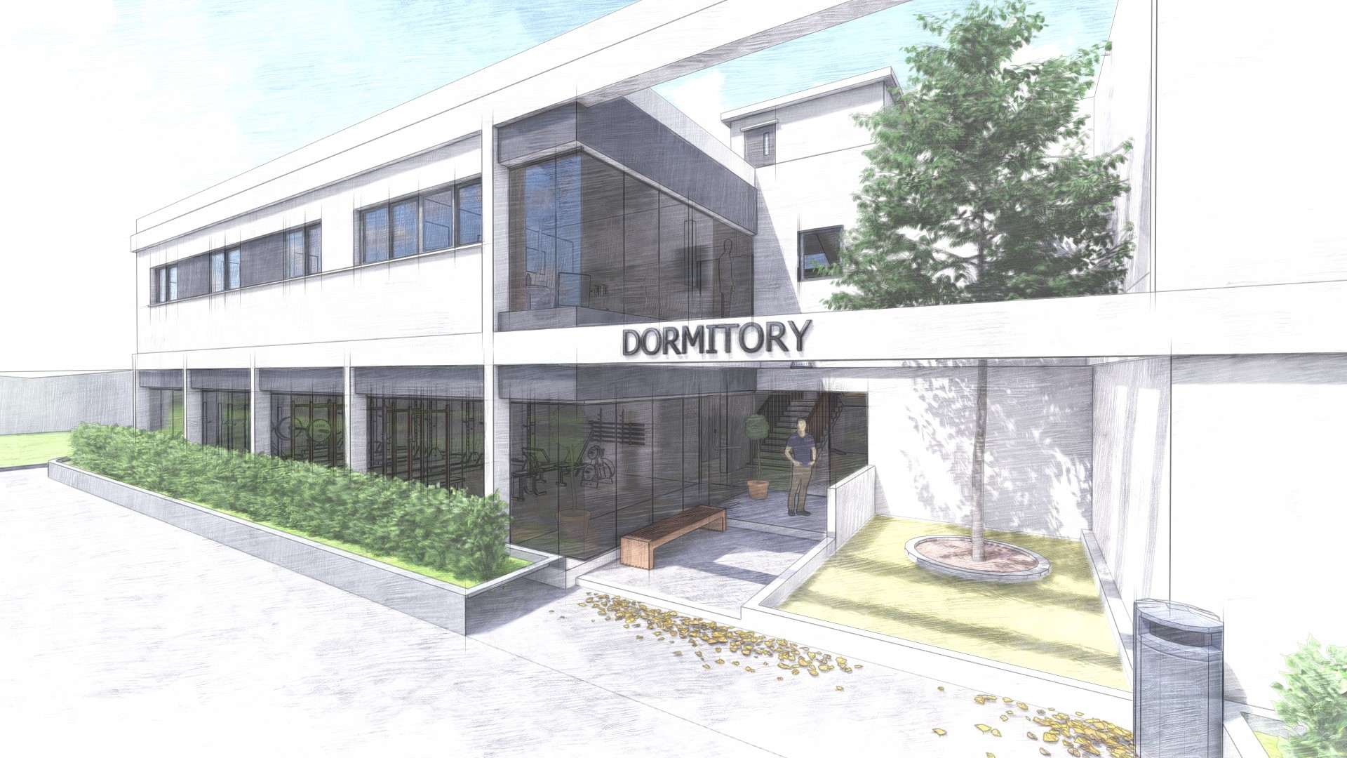 KMW - Dormitory Building