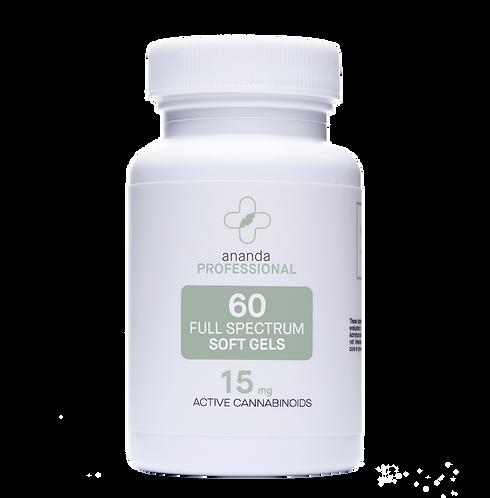 Full Spectrum Soft Gels 60 ct 15 mg