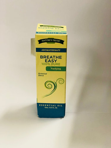 Nature's Truth Breathe Easy Essential Oil Blend