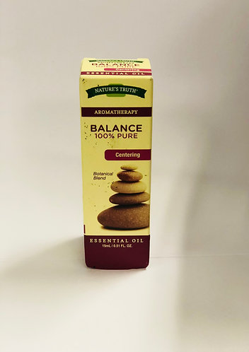 Nature's Truth Balance Essential Oil Blend