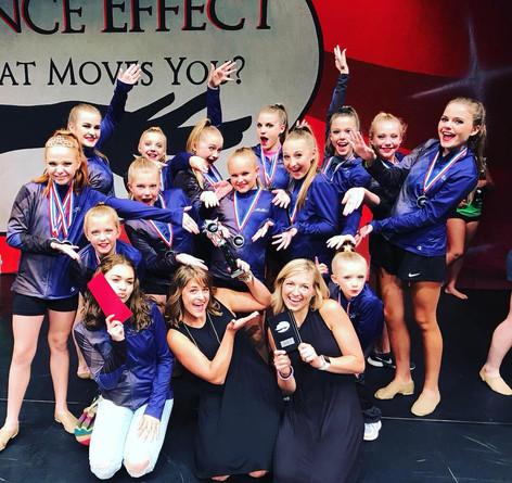 The Dance Effect - Regionals & Nationals