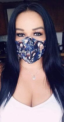 VinScully Mask Custom