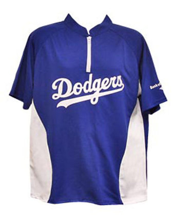2015 SGA Dodgers Pullover Jersey Size Medium  4/8