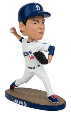 2016 SGA Dodgers Kenta Maeda Bobblehead
