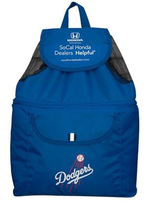 2016 SGA Dodgers Cooler Backpack