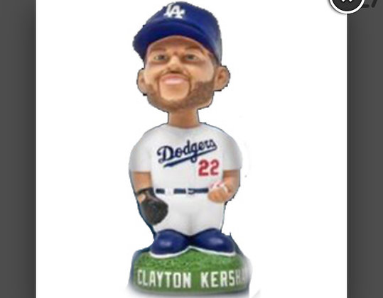 2018 Clayton Kershaw Retro Bobblehead new