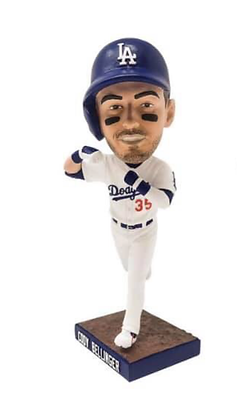 2019 White Cody Bellinger  Bobblehead  new Playoffs