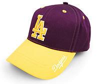 2011 SGA Dodgers Lakers Hat New April 14, 2011
