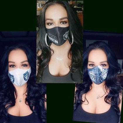 3 Raider mask