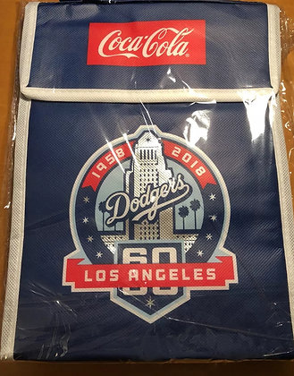 2018 Sga Los Angeles Dodgers lunch bag