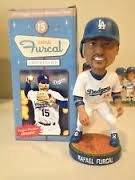 2007 SGA Dodgers Rafael Furcal Bobblehead NEW
