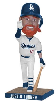 2017 Dodgers  Turner Bobblehead Selfie