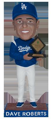 2017 Dodgers Bobblehead Dave Roberts