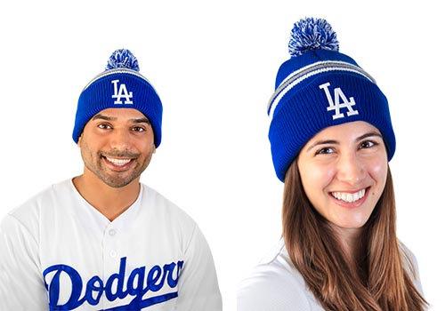 2016 SGA Dodgers Beanie NEW  Knit Cap
