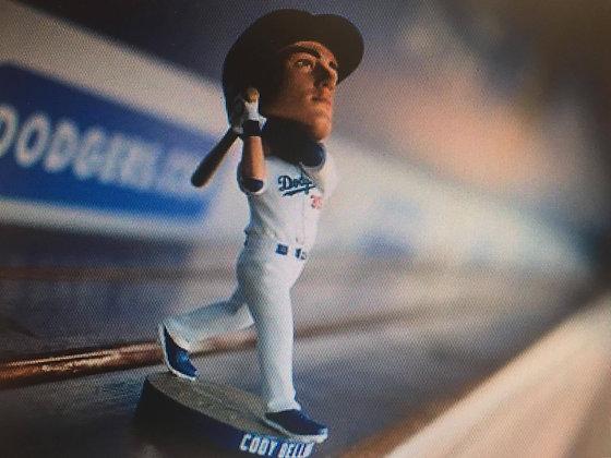 2017 Dodgers Cody Bellinger Bobblehead 9/8