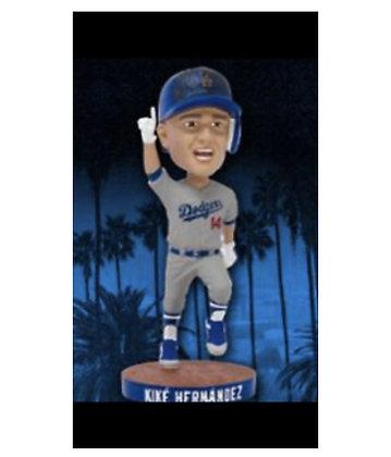 Kike Hernandez Dodgers Bobblehead