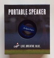 2014 SGA Dodgers Portable Speaker New