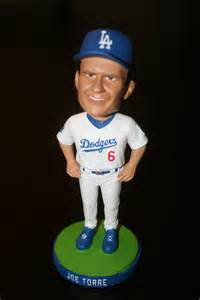 2008 SGA Dodgers Joe Torre Bobblehead New