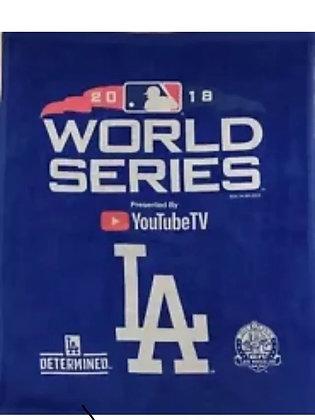 2018 World Series Rally Towel Game 1