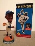 2004 SGA Dodgers Don Newcombe Bobblehead New